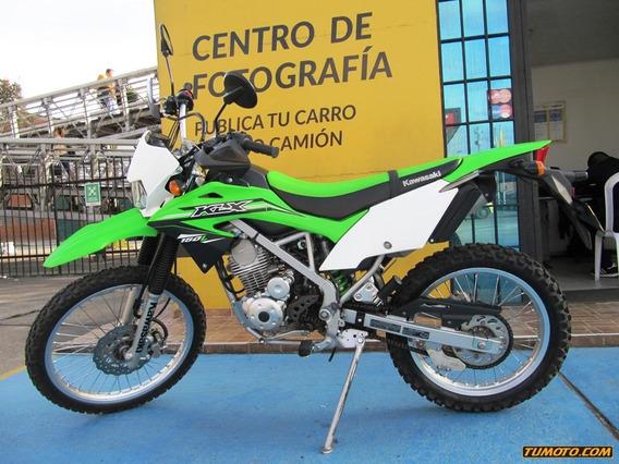 Kawasaki Klx 150 Klx 150