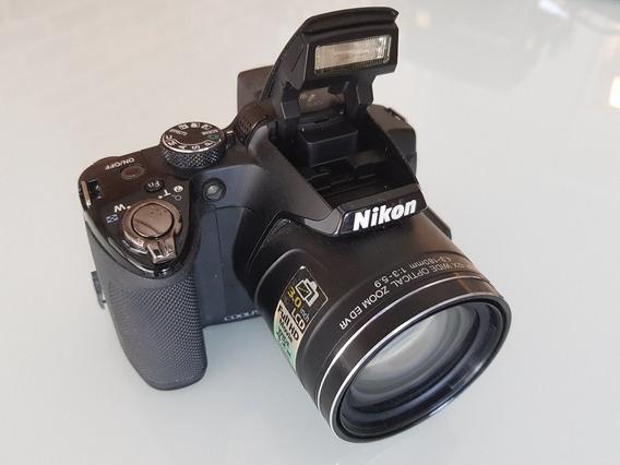 Câmera Semi Profissional Nikon Coolpix P510