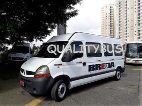 Renault Master 16 Lugares 2.5 Dci Van Minibus Ano 2012/13