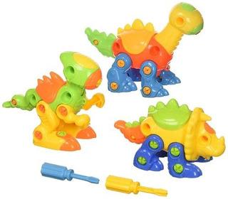 Juego De Juguetes Para Niños Dinosaur Take Apart By Dimpl!