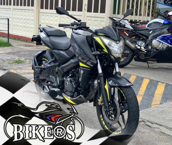 Auteco Pulsar Ns 200 2020, Recibo Tu Moto O Carro Bikers!