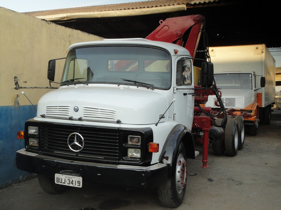Mb 1313 Truck Chassi Com Mulk