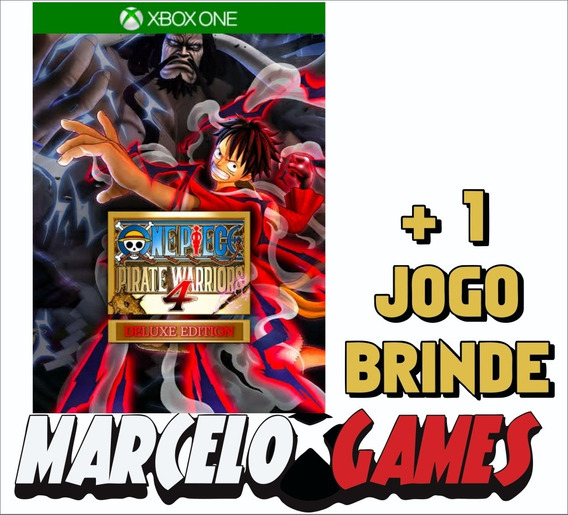 One Piece Pirate Warriors 4 Deluxe Edition Xbox One Digital