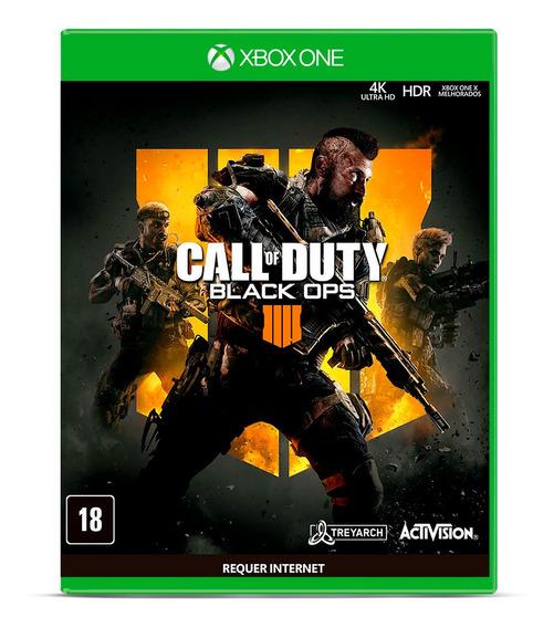 Jogo Call Of Duty: Black Ops 4 - Xbox One