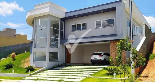 Casa À Venda Em Condomínio Residencial Euroville Ii - Ca002905