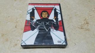 Dvd Resident Evil La Coleccion 5 Dvd Original