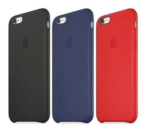 Carcasa Case iPhone Original Silicona 7 8 X Plus Febo