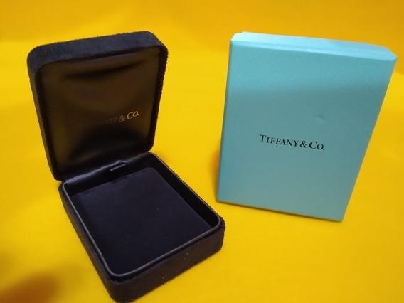 Case Tiffany & Co. Para Colar Produto Original - Veludo