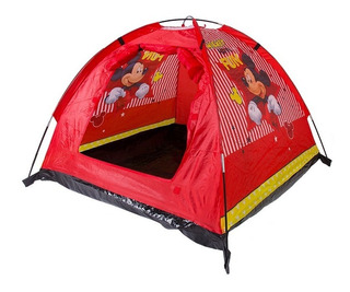Carpa Crup Camping Minnie Mickey Peppa Pig Babymovil Cpt221