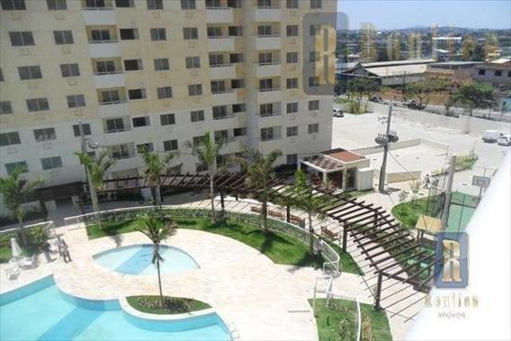 Apartamento Com 3 Dormitórios Para Alugar Ou Venda, 64 M² - Jardim Esplanada - Nova Iguaçu/rj - Ap0015