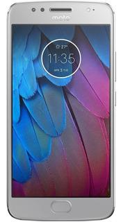 Motorola Moto G5s Xt1792 32gb Dual 4g 16mp Prata Vitrine 1