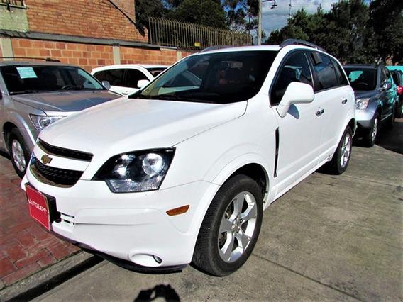 Chevrolet Captiva Sport Platinum Sec 3 Gasolina 4x4