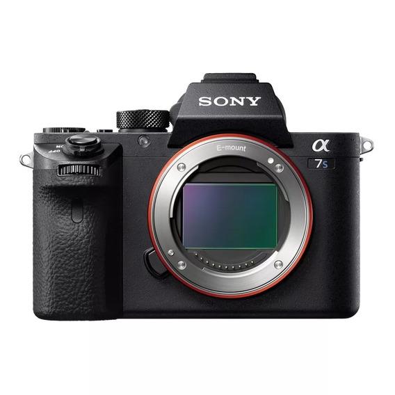 Câmera Sony Ilce-7m2 E-mount Alpha Corpo Full Frame