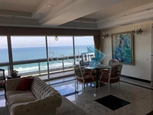 Excelente Apartamento Na Delfim Moreira , Com Varanda, Vista Mar E Duas Vagas - 16626