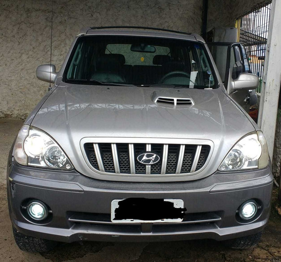 Hyundai Terracan Automatica 2.5 Tb