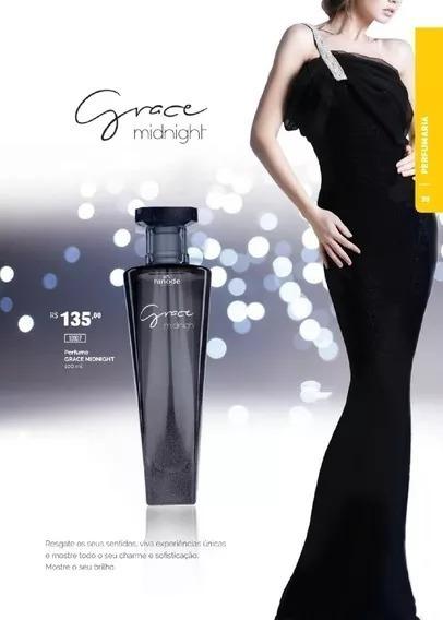 Perfume Fragrância Feminina Grace Hinode Escolha 1 Na Sua Preferida 12x Frete Gratis