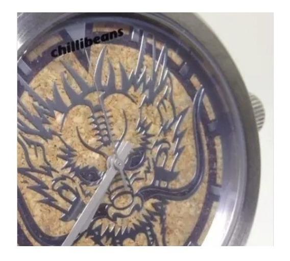 Relógio De Pulso Chilli Beans Masculino U02600 Webclock