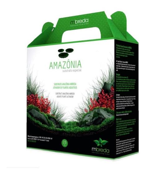 Mbreda Amazônia 2,5kg Substrato Fértil Plantados