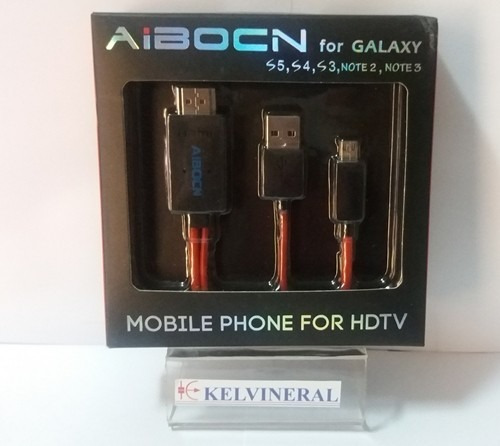 Cable Hdmi A Micro Usb Mhl Samsung S3 S4 S5