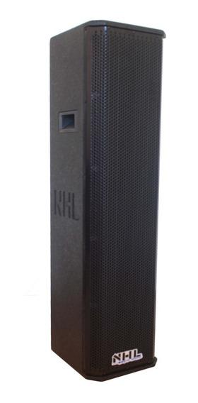 Caixa Line Array Vertical Ativa Profissional 4x8 1800w Top