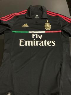 V13433 Camisa adidas Milan Home 11/12 M