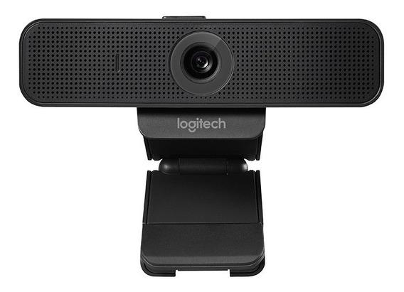 Webcam Full Hd Logitech C925e! 1080p 30 Fps!