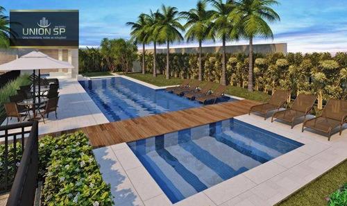 Apartamento Com 2 Dormitórios À Venda, 75 M² Por R$ 950.000,00 - Perdizes - São Paulo/sp - Ap46320