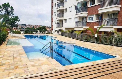 Apartamento Com 1 Dormitório À Venda Em Vila Castelo - Ap3483