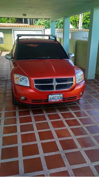 Dodge Caliber Motor 2.0 2007 Naranja Tentacion 5 Puertas.