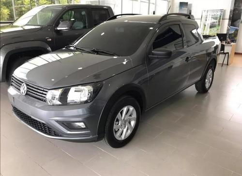 Volkswagen Nuevo Saveiro Plus Cabina Y Media 1.6 L Js