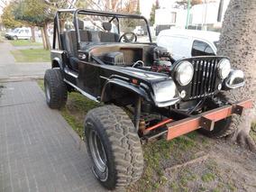 Jeep Ika 4x4 Nafta 4.1 Oportunidad Única!!!!