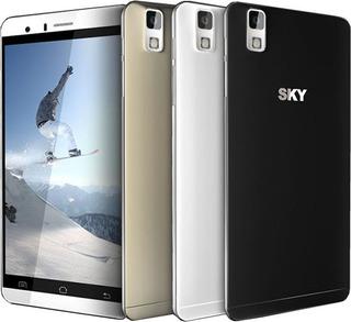Celular Sky Platinum 5.5 -liberado-dual Sim - 100% Operativo
