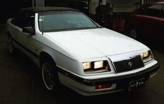 Chrysler Lebaron Descapotable 1992