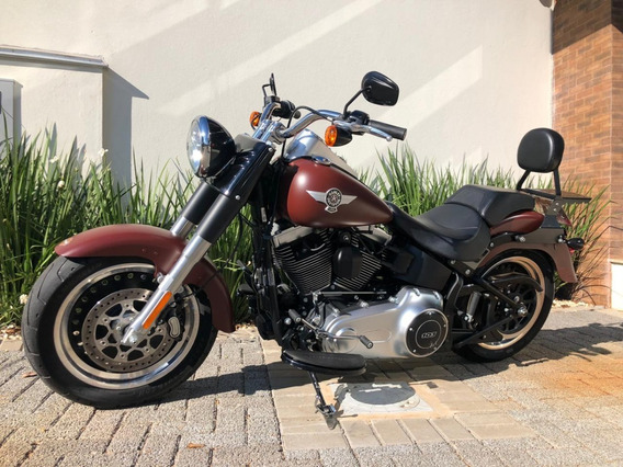 Harley Davidson Softail Fat Boy Special 2017