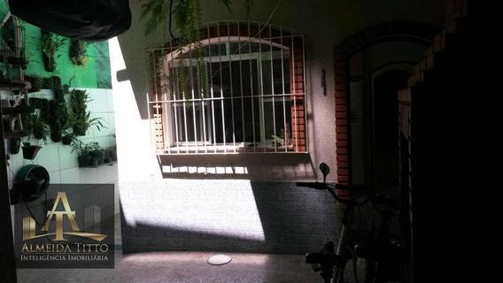 Excelente Sobrado Em Avenida - Residencial Ou Comercial - Permuta Por Casa No Cond. Nova Paulista - Ca1372