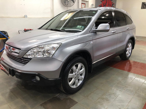 Honda Cr-v 2.4 Ex L At 4wd 2008