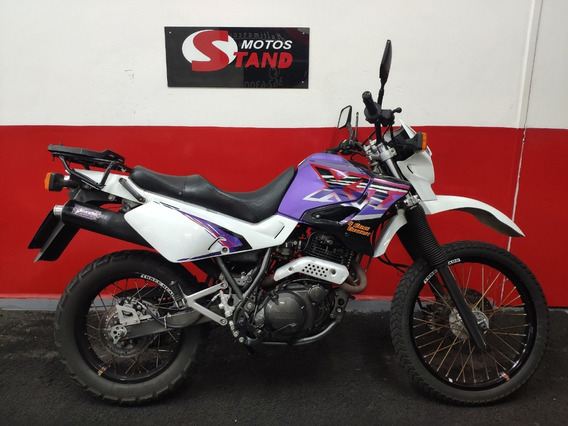 Yamaha Xt 600 E 600e 1997 Branca Branco