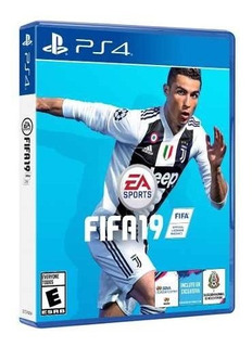 Juego Fifa 19 Ps4 Standard Edition Play Station 4 - Disco