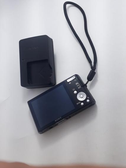 Câmera Digital Sony Cyber Shot W530 +carregador
