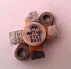 Transistor Rf Mrf240a