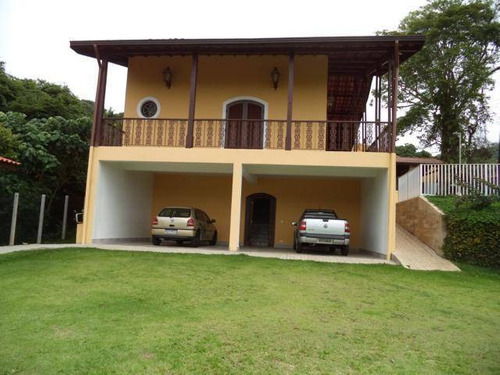 Chácara Com 5 Dormitórios À Venda, 2348 M² Por R$ 1.250.000,00 - Portão - Atibaia/sp - Ch0136