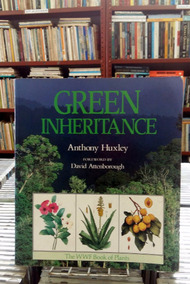 Green Inheritance Anthony Huxley Foreword By David Attenboro