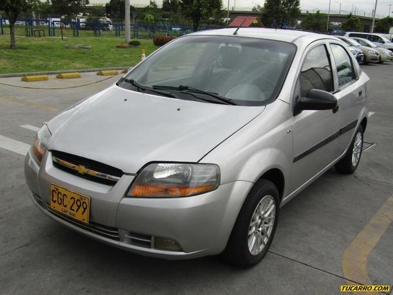 Chevrolet Aveo Aveo 1.400 Aire Acondicionado