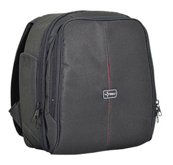 Mochila Capa Case Bag Modern P/ Câmera Leica V-lux 1 - Trev
