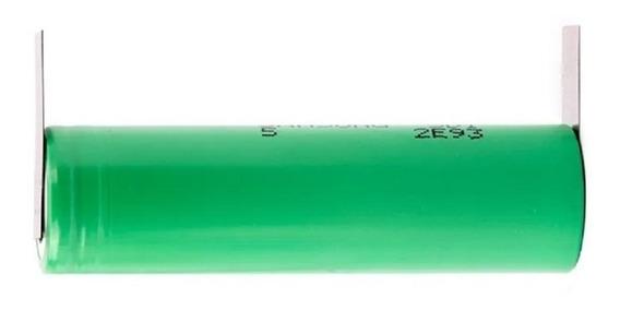 Kit 6 Bateria Samsung Litio Icr18650 22f C Terminal De Solda