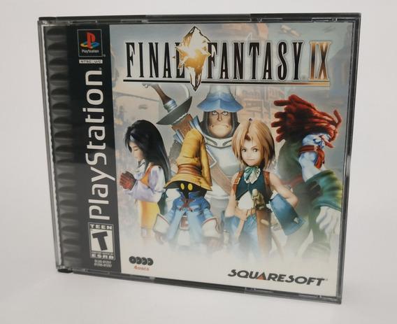 Final Fantasy Ix 9 - Excelente! (dou Descontão!)