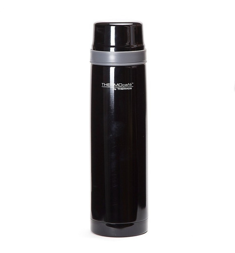 Termo Acero Inoxidable Thermos 1 Litro Flat Top Doble Pared