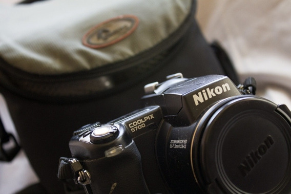 Camara Digital Nikon Coolpix 5700 Unica Dueña