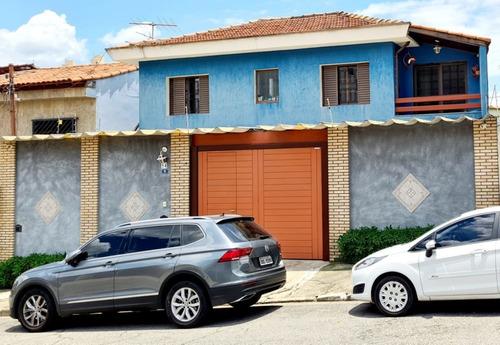Casa Para Venda No Bairro Jardim Vila Galvão Em Guarulhos - Cod: Ai21939 - Ai21939