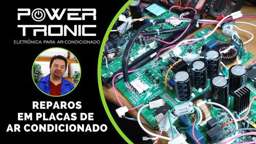 Imagem 1 de 6 de Conserto Placa Ar Condicionado Inverter Split Reparo